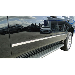 Auto Reflections | Side Molding and Rocker Panels | 15 GMC Yukon | CMT0152