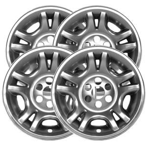 "2001-2004 Dodge Dakota 16"" Chrome Wheel Skins"