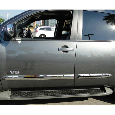 Auto Reflections Side Molding And Rocker Panels 04 11