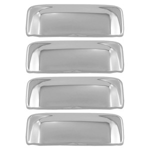 Auto Reflections | Door Handle Covers and Trim | 01-05 Ford Explorer | CCIDH68502B-Explorer-Sport-Trac