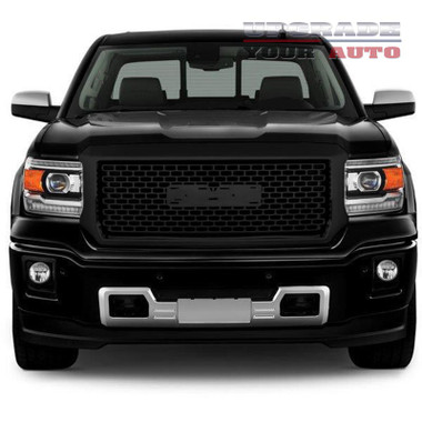 Auto Reflections Replacement Grilles 14 15 Gmc Sierra