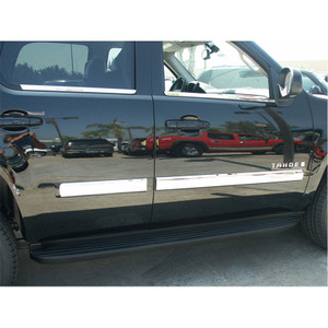 Auto Reflections   Side Molding and Rocker Panels   07-09 Chevrolet Tahoe   r-1976-tahoe-side-molding