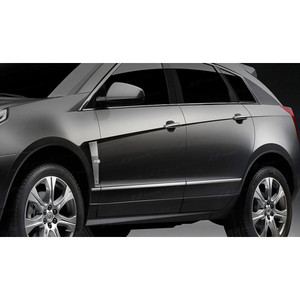 SES | Side Molding and Rocker Panels | 10-12 Cadillac SRX | CM115-SRX-Body-Moldings