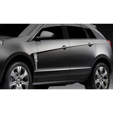 Ses Side Molding And Rocker Panels 10 12 Cadillac Srx