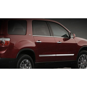 SES | Side Molding and Rocker Panels | 08-12 GMC Acadia | CM138-Acadia-Body-Moldings