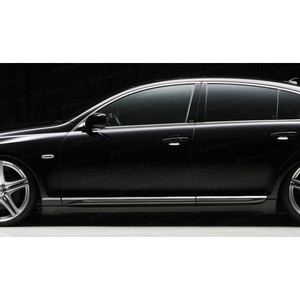 SES | Side Molding and Rocker Panels | 03-06 Lexus ES | CM141-ES-Body-Moldings
