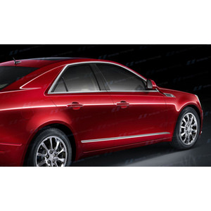 SES | Side Molding and Rocker Panels | 08-12 Cadillac CTS | CM142-CTS-Body-Moldings