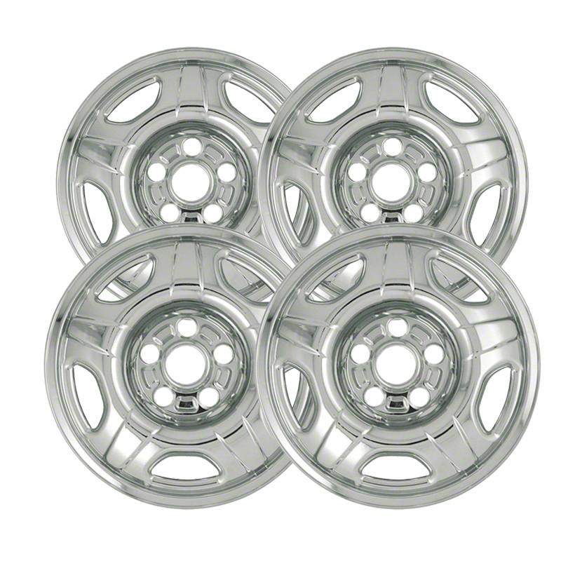 Auto Reflections | Hubcaps and Wheel Skins | 02-04 Honda CR-V | IMP-48X-CRV-Wheel-Skins