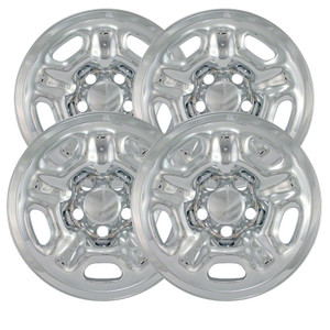 Auto Reflections | Hubcaps and Wheel Skins | 05-14 Toyota Tacoma | imp66x-tacoma-wheel-skins