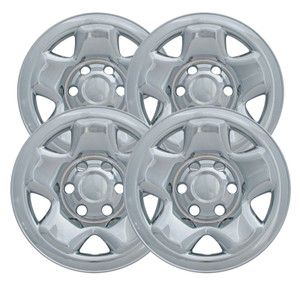 Auto Reflections | Hubcaps and Wheel Skins | 05-14 Toyota Tacoma | imp68x-tacoma-wheel-skins