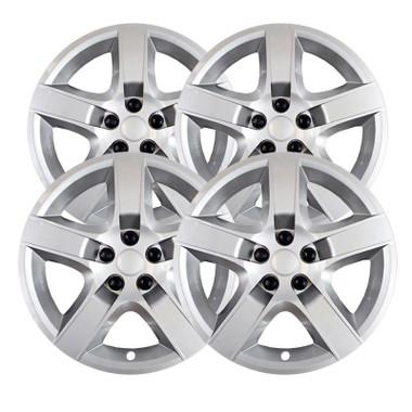 Auto Reflections | Hubcaps and Wheel Skins | 08-12 Chevrolet Malibu | IWC435-17S-Malibu