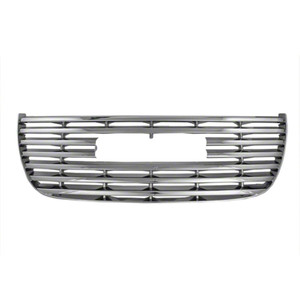 Auto Reflections   Grille Overlays and Inserts   07-14 GMC Yukon   IWCGI109-Yukon-Grille-Chrome-Grill