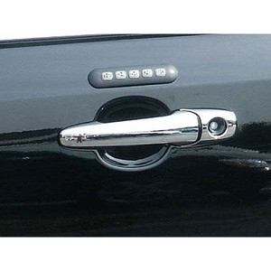 Luxury FX | Door Handle Covers and Trim | 06-12 Lincoln Zephyr | LUXFX0108