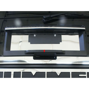 Luxury FX | Rear Accent Trim | 03-09 Hummer H2 | LUXFX0276