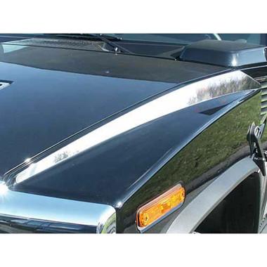 Luxury FX | Front Accent Trim | 03-09 Hummer H2 | LUXFX0285