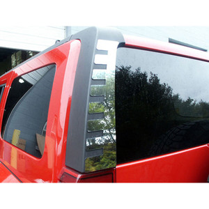 Luxury FX | Window Trim | 06-09 Hummer H3 | LUXFX0302