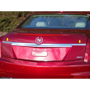 Luxury FX | Rear Accent Trim | 14 Cadillac CTS | LUXFX0329