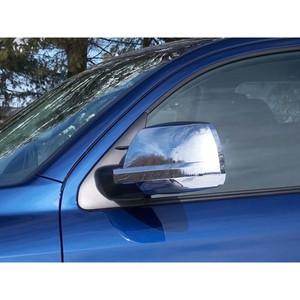 Luxury FX   Mirror Covers   07-13 Toyota Tundra   LUXFX0428