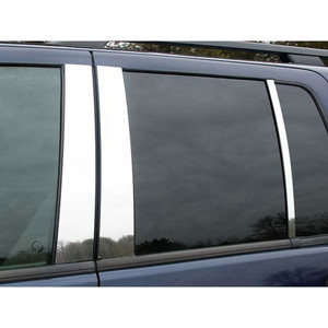 Luxury FX | Pillar Post Covers and Trim | 02-10 Mercury Mountaineer | LUXFX0792