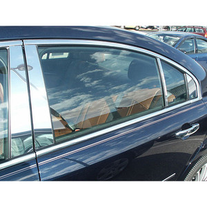 Luxury FX | Pillar Post Covers and Trim | 07-09 Saturn Aura | LUXFX0857