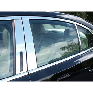 Luxury FX | Pillar Post Covers and Trim | 09-14 Lincoln MKS | LUXFX0915