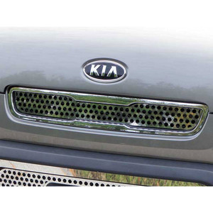 Luxury FX | Grille Overlays and Inserts | 10-11 KIA Soul | LUXFX1117