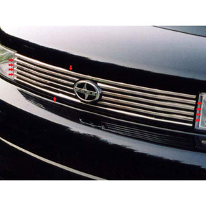 Luxury FX | Grille Overlays and Inserts | 04-06 Scion xB | LUXFX1123