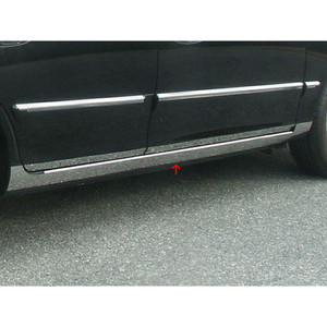 Luxury FX | Side Molding and Rocker Panels | 01-06 KIA Optima | LUXFX1200