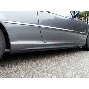 Luxury FX | Side Molding and Rocker Panels | 00-05 BMW 3 Series | LUXFX1203