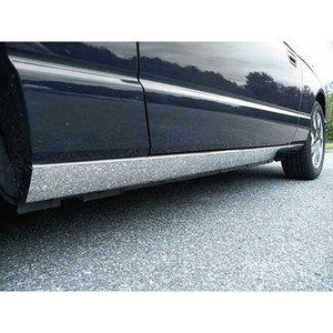 Luxury FX | Side Molding and Rocker Panels | 02-06 Ford Thunderbird | LUXFX1254