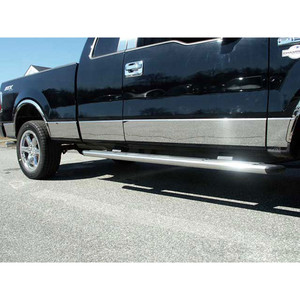 Luxury FX | Side Molding and Rocker Panels | 04-08 Ford F-150 | LUXFX1263