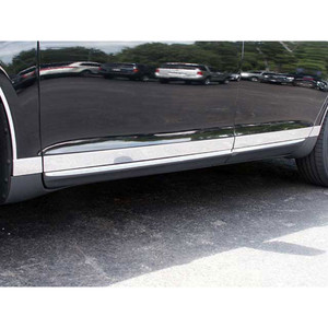 Luxury FX | Side Molding and Rocker Panels | 09-14 Lincoln MKS | LUXFX1362