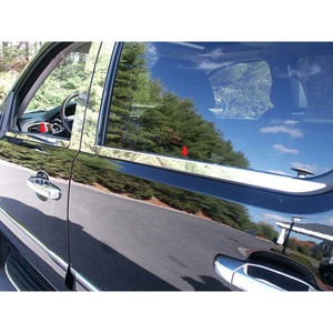 Luxury FX | Window Trim | 07-13 Chevrolet Tahoe | LUXFX1652