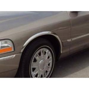 Luxury FX | Fender Trim | 03-10 Ford Crown Victoria | LUXFX1678