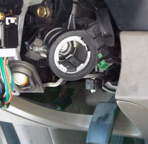 How To Replace The Ignition Lock On A 2001 Mazda Tribute