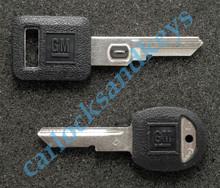 1989-1990 OEM Chevrolet Camaro & Z28 VATS & Secondary 'D' Key Blanks