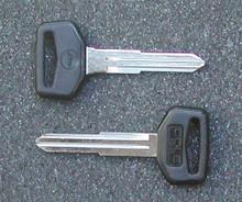 1981-1987 Toyota Cressida Key Blanks