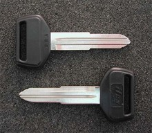 1988-1992 Toyota Corolla Station Wagon 4WD Key Blanks