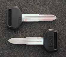1988-1992 Toyota Corolla Sedan, Coupe & Hardtop Key Blanks