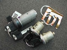 1993-1994 GMC Jimmy Ignition and Door Locks