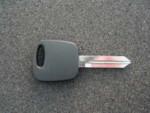 1998-2001 Mercury Mountaineer Transponder Key Blank