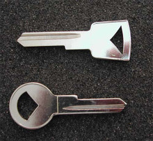 1959-1966 Ford Mustang Key Blanks