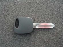 1998-2002 Ford Crown Victoria Transponder Key Blank