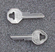 1963-1966 Pontiac GTO Key Blanks