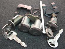 1967-1969 Mercury Meteor Ignition, Door and Trunk Locks
