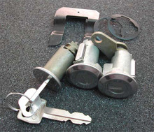 1966-1968 Mercury Comet Ignition and Door Locks