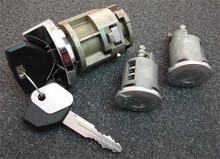 1990 Plymouth Horizon Ignition and Door Locks