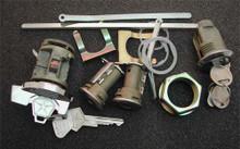 1984-1985 Chrysler Laser Ignition, Door and Trunk Locks