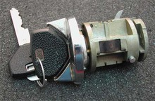 1986 Chrysler Laser Ignition Lock
