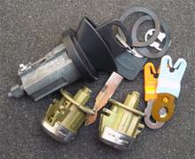 2002 Lincoln Blackwood Ignition and Door Locks